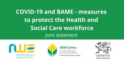 COVID-19 and BAME: Measures to support the social care workforce
